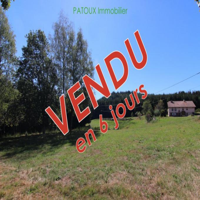 Offres de vente Maison Tendon (88460)