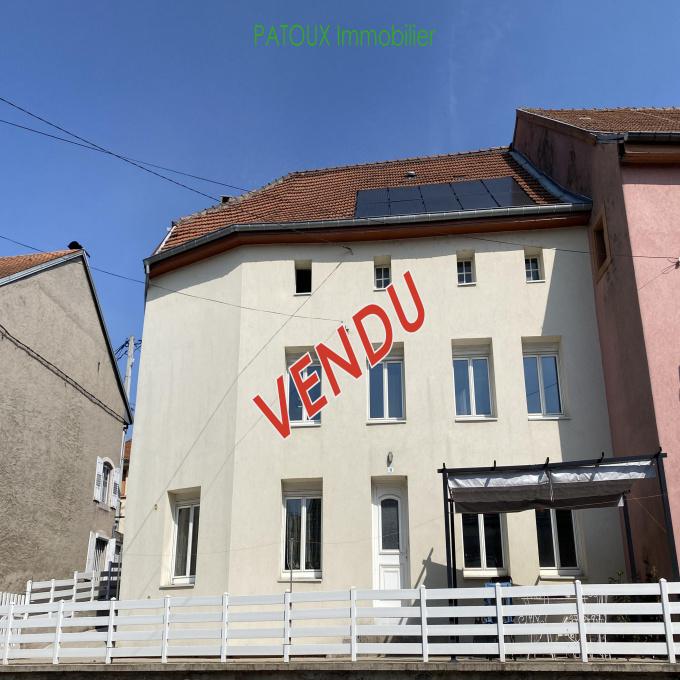 Offres de vente Maison Lorquin (57790)