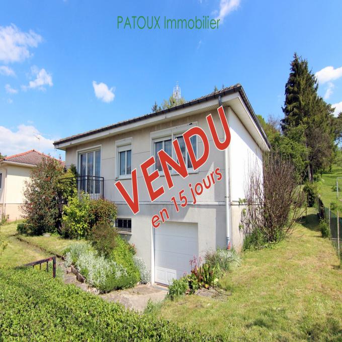 Offres de vente Maison Moussey (57770)
