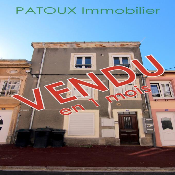 Offres de vente Immeuble Blamont (54450)