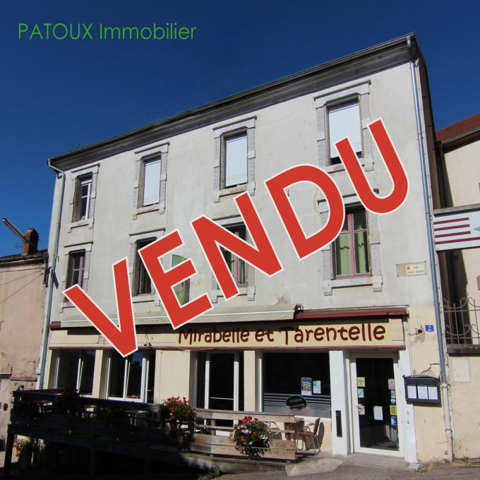 Offres de vente Immeuble Badonviller (54540)